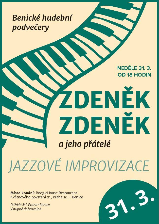 Benické Hudební Podvečery - Zdeněk Zdeněk  1