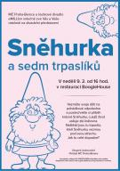 Divadélko pro děti - Sněhurka a sedm trpaslíků 1